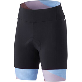Shimano Sumire Shorts Women, blue/orange